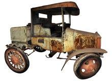 Винтажный jalopy стоковое фото