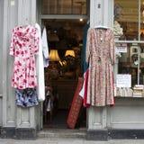 2 винтажных платья Стоковые Фотографии RF