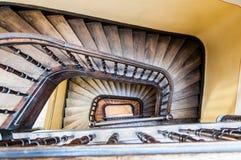 винтовая лестница Стоковые Фото