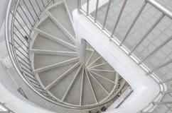 винтовая лестница Стоковые Фотографии RF