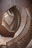 Винтовая лестница стоковое изображение rf
