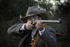 винтовка депутата Стоковые Фото