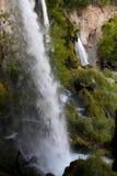 Винтовка падает парк штата, Колорадо Стоковые Изображения RF