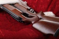 винтовка предпосылки Стоковые Фото