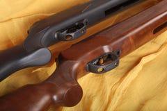 винтовка предпосылки Стоковая Фотография