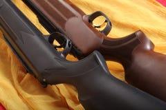 винтовка предпосылки Стоковое Фото