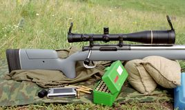 винтовка Стоковая Фотография RF