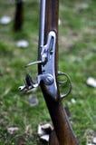 винтовка flintlock стоковая фотография rf