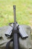 Винтовка M16 Стоковые Фото