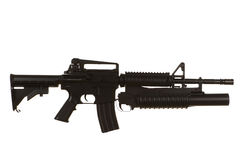 винтовка m4 Стоковое Изображение RF