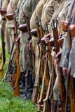 винтовки Стоковое фото RF