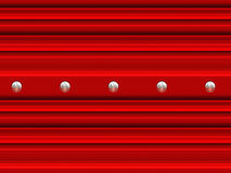 винты гаража двери Стоковое Фото