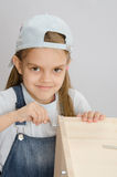 Винт винт-Ален мебели сборника одежды девушки Стоковое Изображение