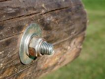Винт металла 2 Стоковые Изображения RF