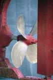 винт пропеллера Стоковое фото RF