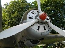 Винт самолета стоковое изображение