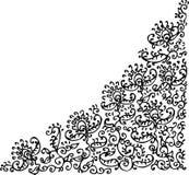 виньетка уточненная lxxvi Стоковое Изображение RF
