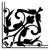 виньетка Стоковая Фотография RF