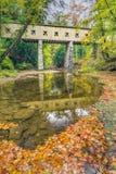 Виндзор филирует крытый мост стоковые фото