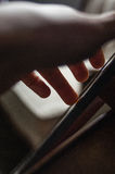 виолончелист Стоковое Изображение RF