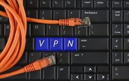 Виртуальная частная сеть Стоковая Фотография