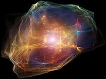 Виртуализация частицы разума Стоковые Фото