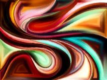 Виртуальная краска Стоковое Фото