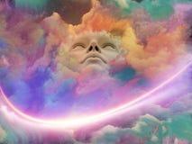 Виртуальная мечта Стоковые Фото