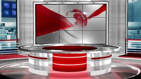 Виртуальная студия яркие 2 видеоматериал