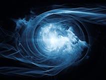 Виртуальный вортекс Стоковая Фотография RF
