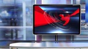 Виртуальный отдел новостей C5 студии видеоматериал