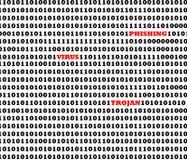 вирус компьютера Стоковое Фото