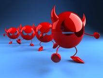 вирус Стоковая Фотография RF