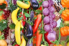 Висеть овощей стоковые изображения