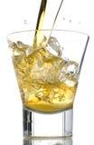 виски выплеска стоковые изображения