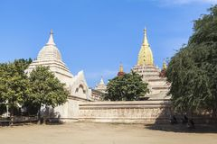 Виски в Bagan, Мьянме Стоковые Фотографии RF
