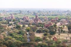 Виски в Bagan, Мьянме Стоковая Фотография