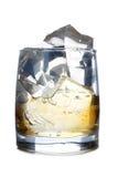 Виски и лед 5 Стоковые Фотографии RF