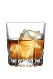 Виски и лед 8 Стоковое Фото