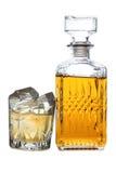 Виски и лед 4 Стоковые Фото