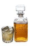 Виски и лед 2 Стоковые Фото