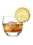 Виски и лимон Стоковое Фото