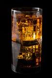 Виски и льдед Стоковая Фотография RF