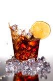 виски лимона Стоковая Фотография