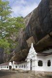Виски подземелья Sri Lanka - Dambulla стоковое изображение