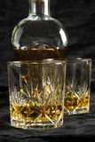 виски стекел 2 Стоковые Фото