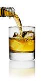 виски стекла Стоковые Фото