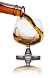 виски стекла Стоковое фото RF