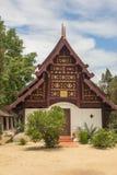 Виски Таиланда, церков, буддийское искусство в Таиланде. Стоковая Фотография