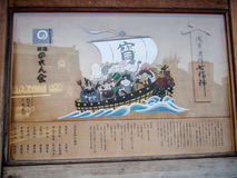 Висок 寺 ‰  è æµ Sensoji…, токио, Япония, искусство Стоковые Фото